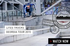 Lites Trucks Georgia Tour 2015