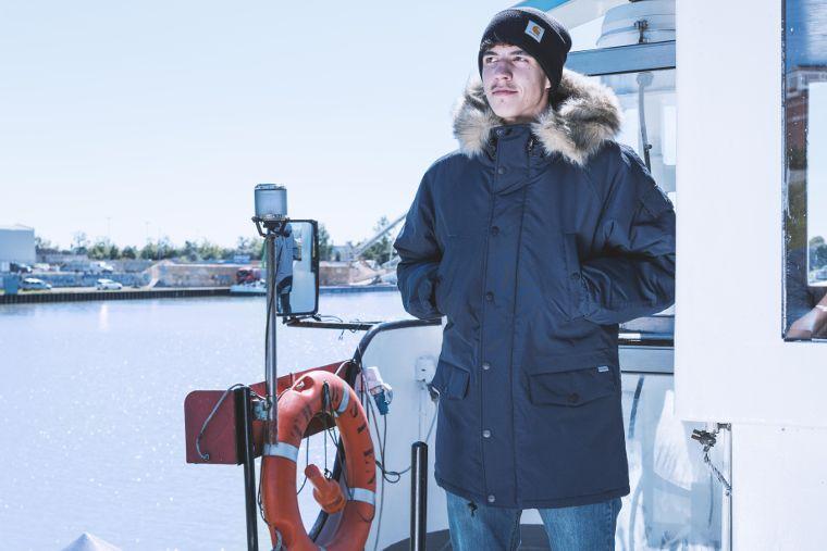 Der Acrylic Watch Hat und der Anchorage Parka sind die Klassiker und Dauerbrenner von Carhartt WIP.