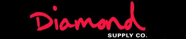 Das Logo von Diamond Supply.