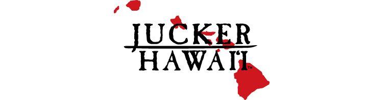 Das Logo von Jucker Hawaii.