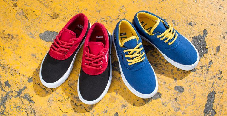 Skateschuhe von Lakai Limited Footwear.