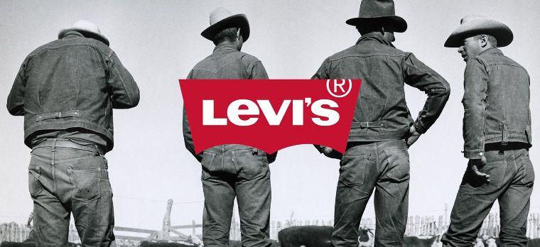 Das Logo von Levi's®.