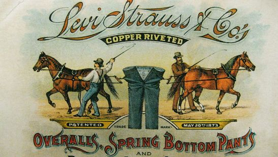 Levi's has a long history. They've been producing clothing for over 160 years.