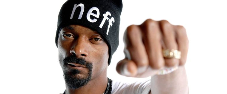 Snoop Dogg wird von NEFF ausgestattet.