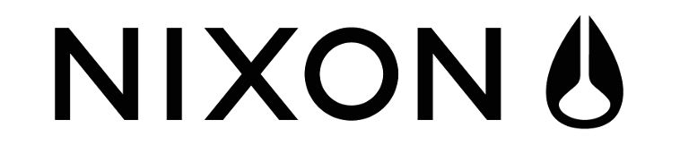 The Nixon logo.