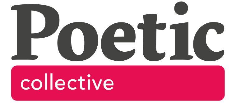 Le logo de Poetic Collective.