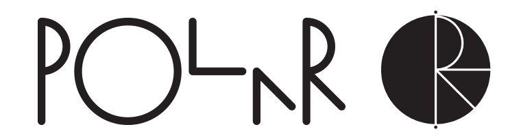 Das Logo von Polar Skate Co.