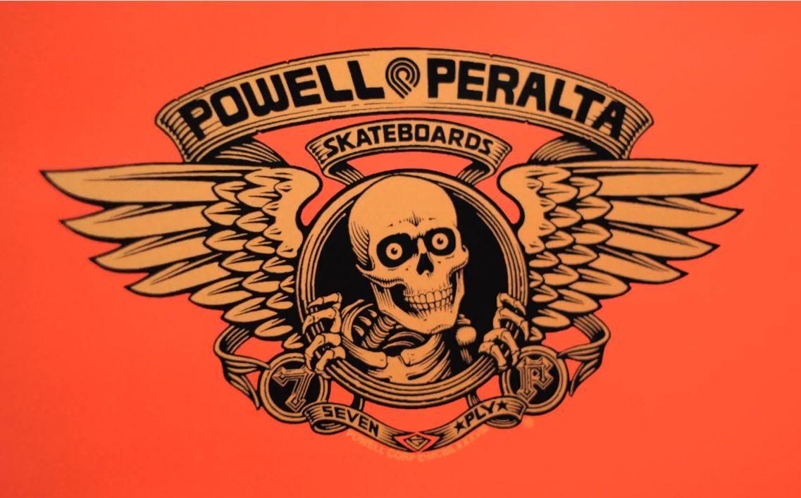 Das Logo von Powell-Peralta: Der Ripper.