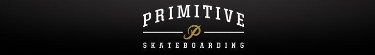 Il logo della Primitive Skateboards.