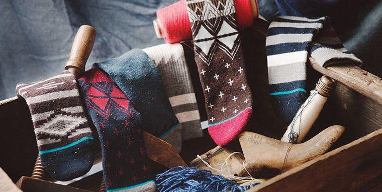 Socken von Stance.
