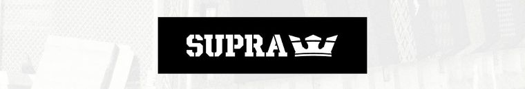 Il logo della Supra Footwear.