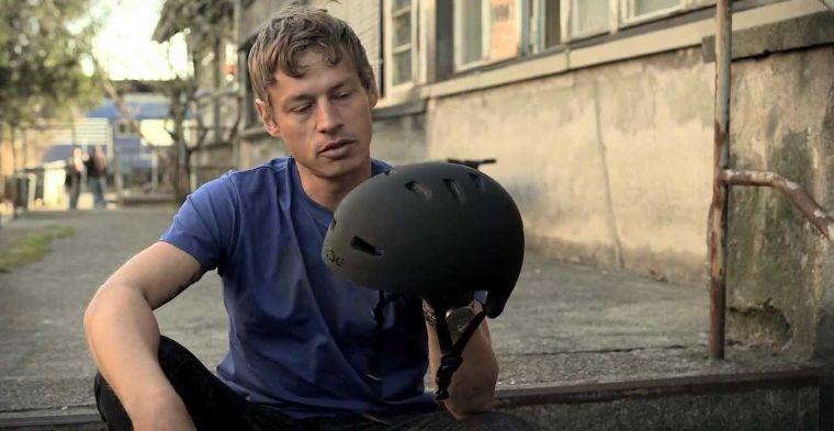 Der deutsche Vert-Skater Jürgen Horrwarth ist Team-Fahrer von TSG.
