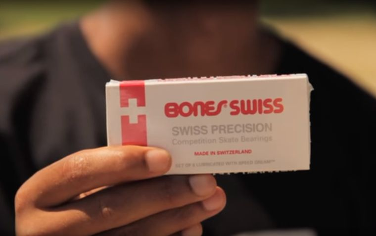 Bones Swiss Bearings from Bones Bearings.