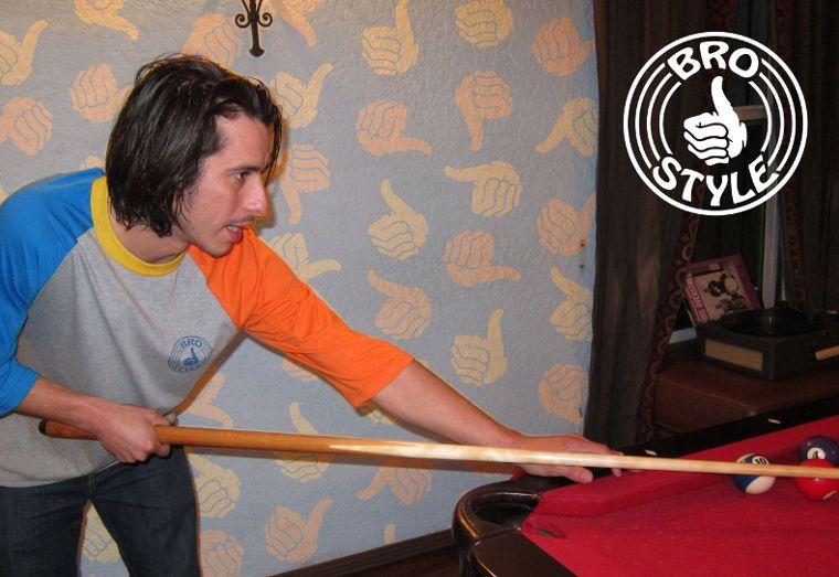 Pro-Skater Leo Romero, Gründer von Bro Style.