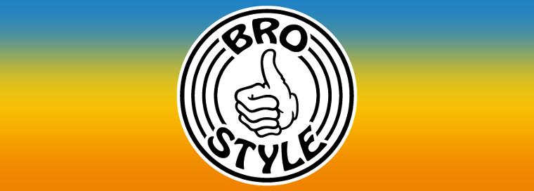 The Bro Style logo.