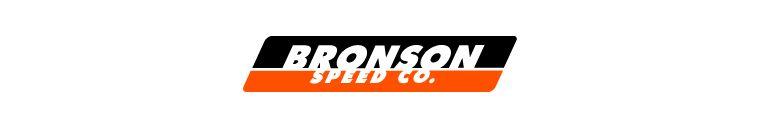Das Logo von Bronson Speed Co.