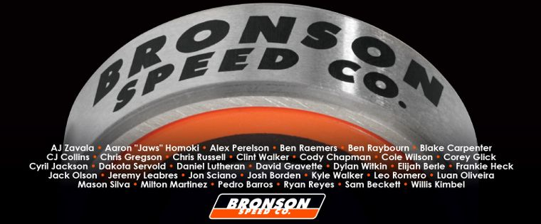 Das Team von Bronson Speed Co.