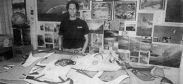 Rob Kaplan, the founder of Dakine.