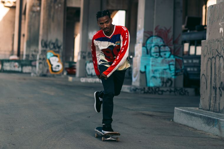 Diamond Suppy comes straight out of the skateboard scene.