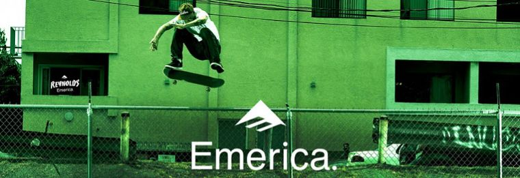 Andrew Reynolds is the poster boy for the Emerica team.