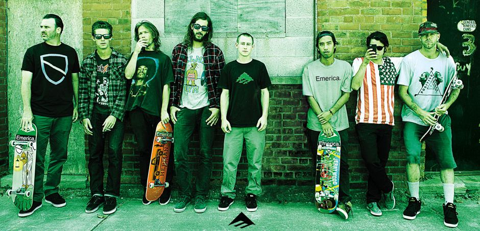 The Emerica Team.