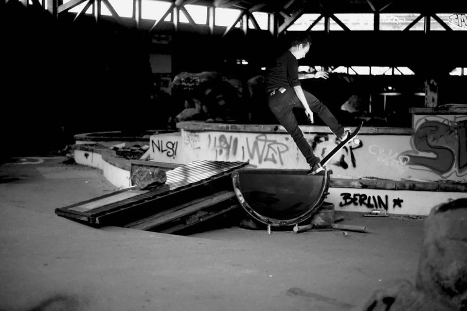 Iriedaily Skater