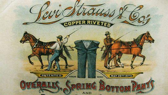 La Levi's e la sua lunga storia. Producono abbigliamento da più di 160.