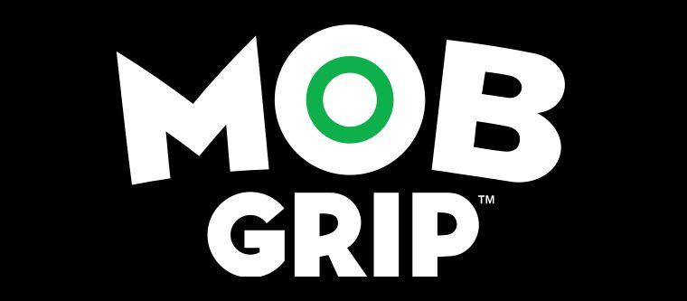 Le logo de MOB Grip.