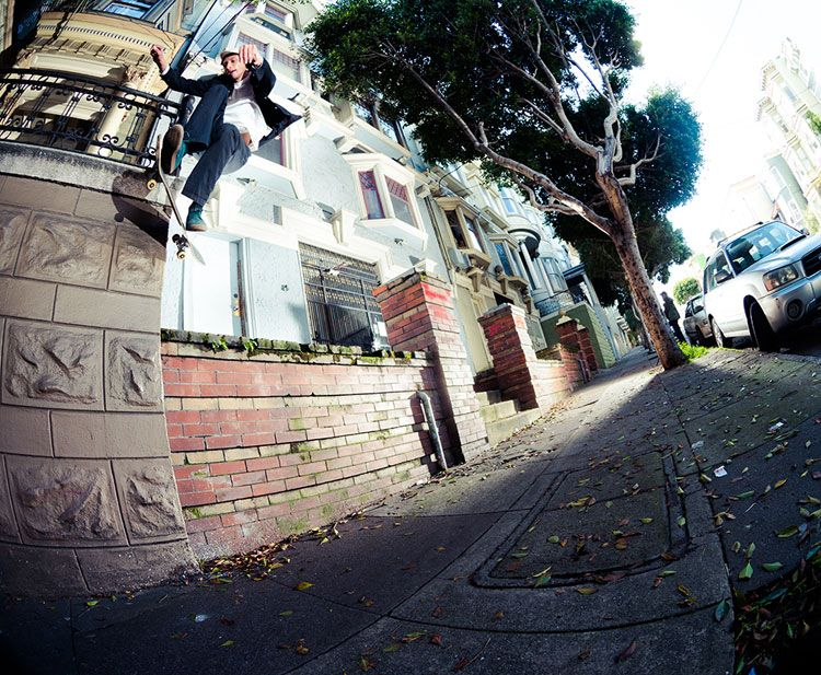 Rip N Dip team rider Matt Militano and a Wallie .