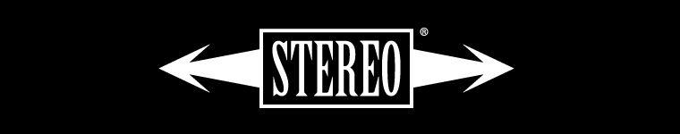 Das Logo von Stereo Skateboards.