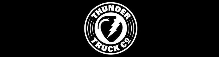 Das Logo von Thunder Trucks.