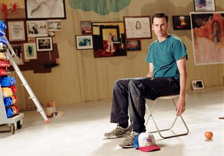 The mastermind behind Toy Machine, Ed Templeton.